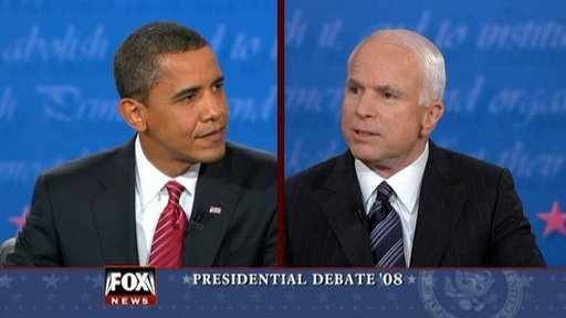 Presidential Debate: October 15, 2008