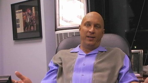 Steve Wilkos Goes Green!