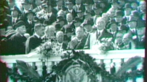 Warren G. Harding's Inauguration