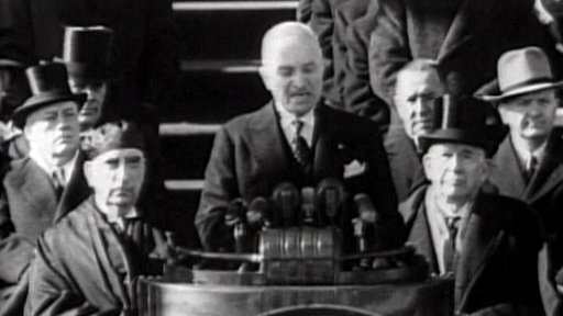 Harry S. Truman: Inaugural Address