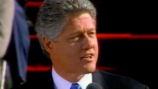 Bill Clinton: First Inaugural Address