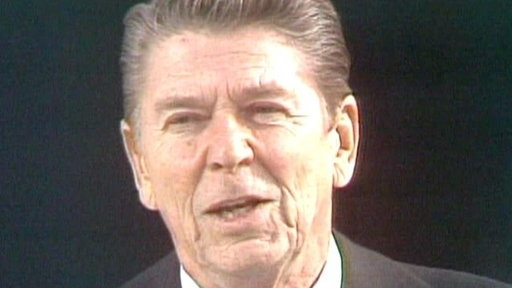Ronald Reagan: First Inaugural Address