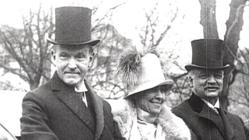 Calvin Coolidge's Inauguration