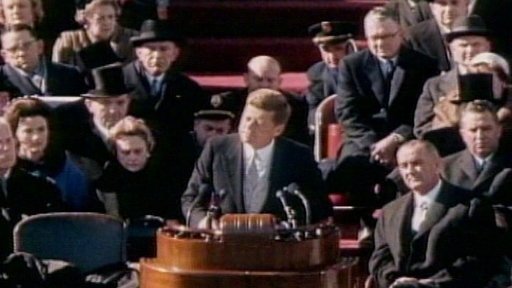 John F. Kennedy: Inaugural Address