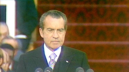 Richard Nixon: Second Inaugural Address