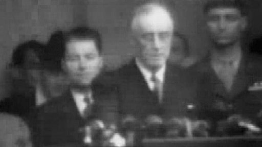 Franklin Delano Roosevelt's Fourth Inaugural Address (Excerpts)