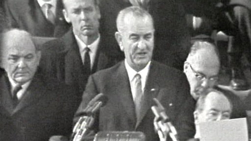 Lyndon Johnson: Inaugural Address