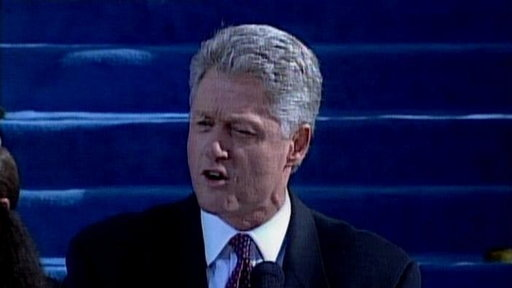 Bill Clinton: Second Inaugural Address