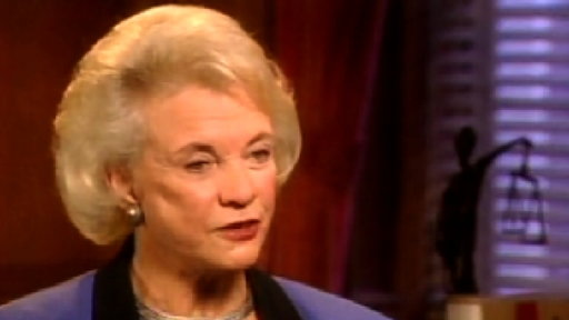 A Look Back at the Career of Justice Sandra Day O'Connor