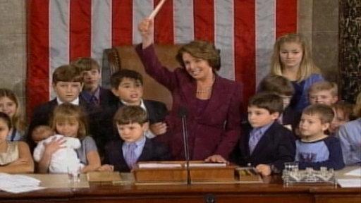 Pelosi and Democrats Take Control of Congress
