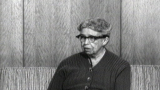 A Conversation with Eleanor Roosevelt