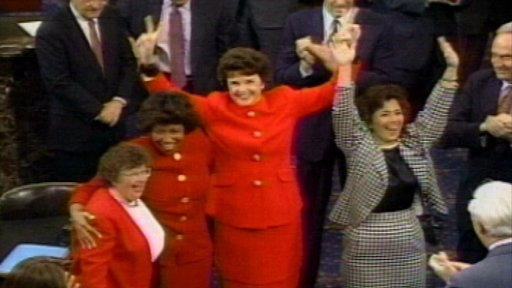 1992 Congress Will Have More Women