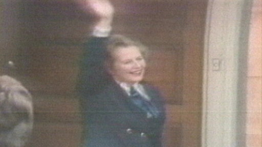 Margaret Thatcher to Become First Female Prime Minister of Great Britain