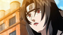 Naruto 203: Kurenai's Decision: Squad 8 Left Behind