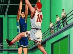 Glorious Slam Dunk Image