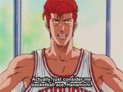 Basketball Athlete Hanamichi Makes the Team Image