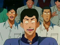 The Foul-Out King!? Hanamichi Sakuragi Image