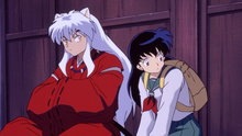 Inuyasha 8: The Toad Who Would Be Prince