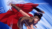 Inuyasha 36: Kagome Kidnapped by Koga, the Wolf Demon!