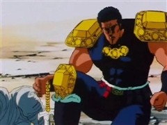 The Greatest Battle in History. Raoh Vs. Ken! You're the One to Die!! Image