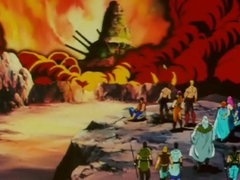 The Fall of the Imperial Capital! Jakoh, You Can Dream in Hell!! image