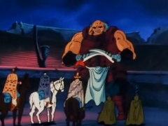 Rock, The Hero on Horseback! I Don't Believe in Kenshiro!! image