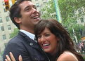 Access Hollywood: Jillian Harris And Ed Swiderski Dish Details Of 'Bachelorette' Finale (July 28, 2009)