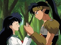 (Sub) Inuyasha Shows His Tears for the First Time Image