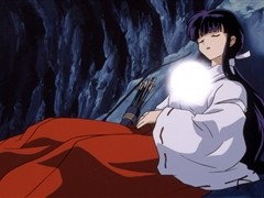 (Sub) Kikyo and Kagome: Alone in the Cave image