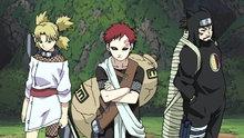 Naruto 34: Akamaru Trembles: Gaara's Cruel Strength!