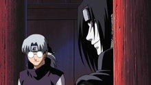 Naruto 51: A Shadow in Darkness: Danger Approaches Sasuke