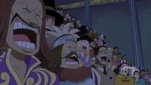 One Piece 396: The Fist Explodes! Destroy the Auction