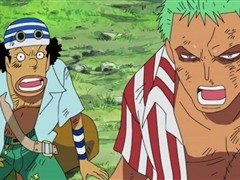 (Sub) Admiral Kizaru's Fierce Assault! The Straw Hats Face Certain Death! image