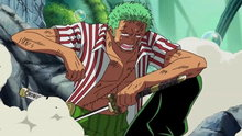One Piece 403: (Sub) An Even Stronger Enemy Appears! The Battle Axe-Carrying Senfomaru