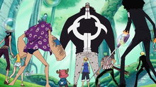 One Piece 401: (Sub) No Escape!? Admiral Kizaru's Light Speed Kick!!