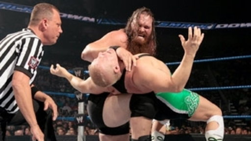 Finlay Vs. Mike Knox