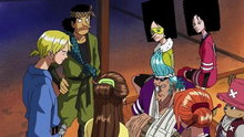 One Piece 407: (Sub) Feudal Era Side Story – Defeat Thriller Company's Trap!