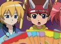 Dinosaur King: Desperately Seeking Spartacus