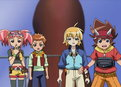 Dinosaur King: Amazing Treasure Race