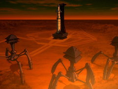 The Alien's Trap! Do You Read Us, Invincible?! image