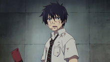 Blue Exorcist 13: Proof