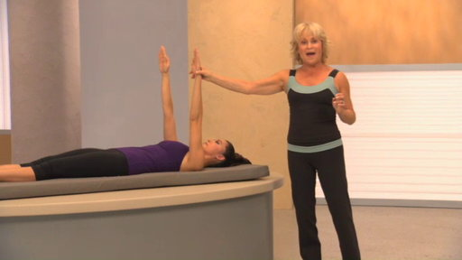 Mari Winsor's Pilates: Total Body Workout