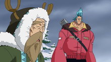 One Piece 508: (Sub) Back to Our Captain! a Jail Break at the Sky Island and the Incident On the Winter Island! (