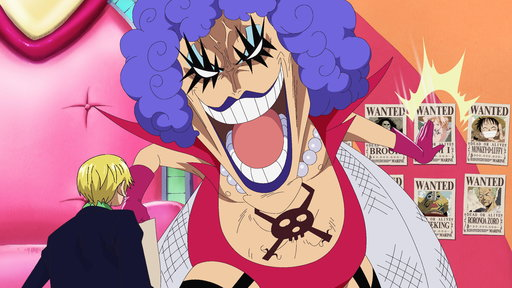 A Disaster for Sanji! the Queen's Return to the Kingdom!