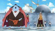 One Piece 511: Unexpected Relanding! Luffy, to Marineford!
