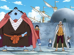 (Sub) Unexpected Relanding! Luffy, to Marineford! image