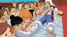 One Piece 512: With Hopes It Will Reach My Friends! Big News Spreading Fast!