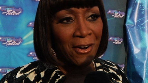 Finale Red Carpet: Patti LaBelle