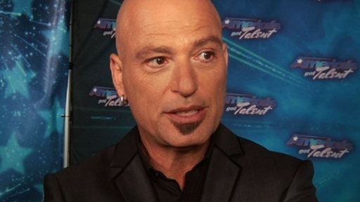 Finale Red Carpet: Howie Mandel