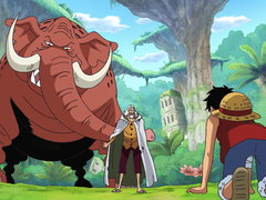 (Sub) Luffy's Training Begins! To the Place We Promised in 2 Years! Image